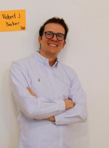 Agile HR Coach Robert Becker